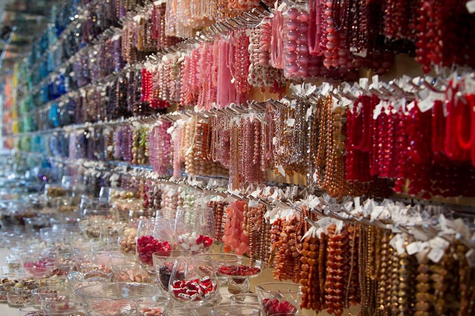 Heart Beads Jewelry : Home